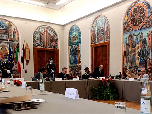 firma protocollo contro lavoro nero Trento