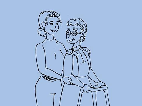 Guida pratica per chi si prende cura degli anziani