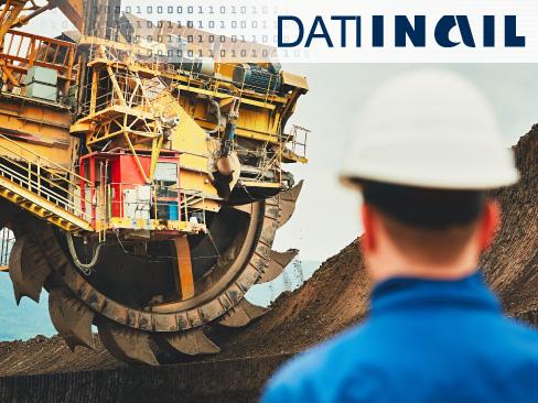 Attività estrattive, Dati Inail scava tra i numeri di un settore ad alto rischio