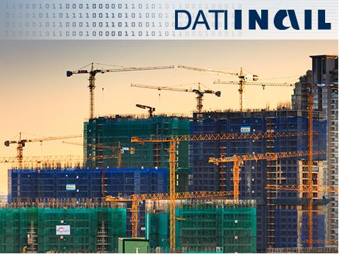 Con la chiusura dei cantieri gli infortuni sul lavoro nelle costruzioni in forte diminuzione nel 2020