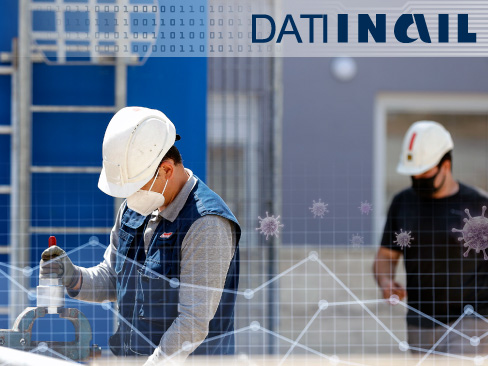 Covid-19, nel nuovo Dati Inail l'impatto della pandemia su trend infortunistico e mercato del lavoro
