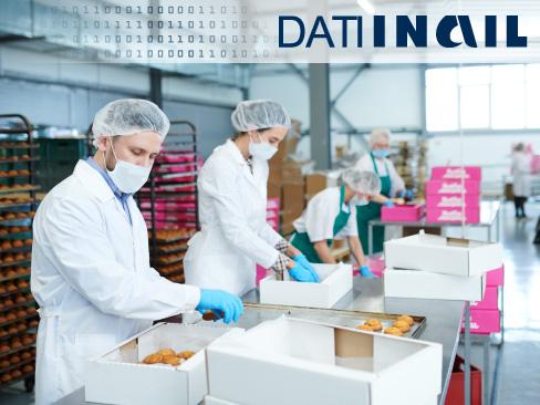 Covid-19 e industria alimentare, sei contagi su 10 nel trimestre ottobre-dicembre 2020