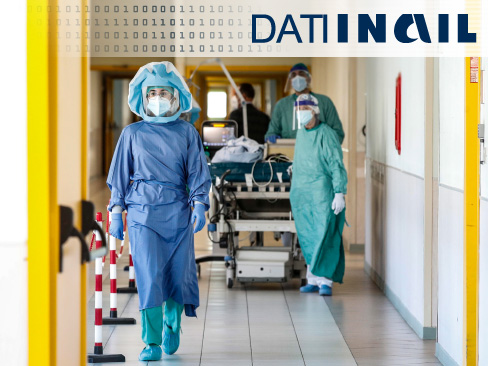 Nel nuovo numero di Dati Inail gli infortuni sul lavoro nell'anno della pandemia