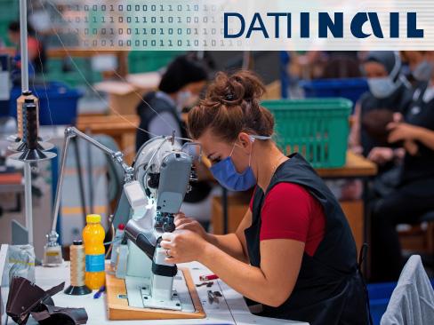 Gli infortuni sul lavoro nel tessile e abbigliamento dal 2015 alla pandemia da nuovo Coronavirus