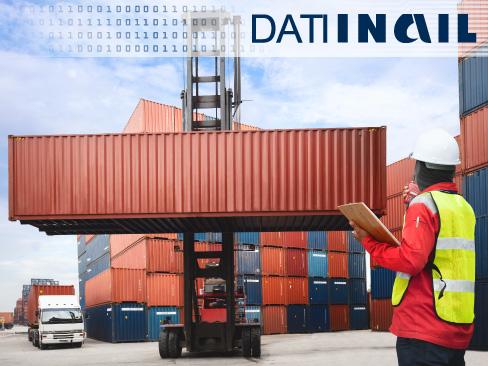 Trasporti e logistica, tra il 2015 e il 2019 le denunce di infortunio in calo del 6%
