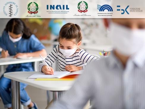 Covid-19, pubblicate le indicazioni strategiche per la prevenzione delle infezioni nelle scuole