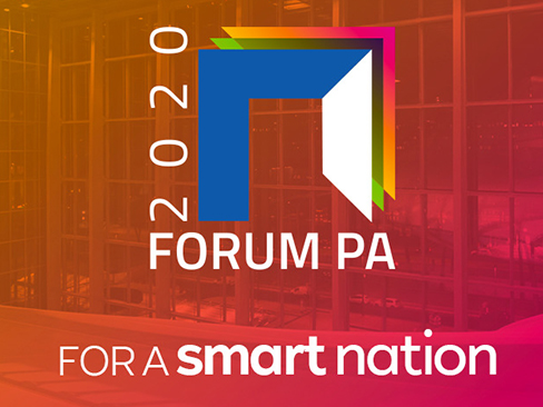 Immagine gli Scaccia Rischi al Forum Pa 2020