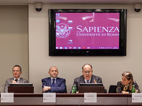 Immagine relatori evento