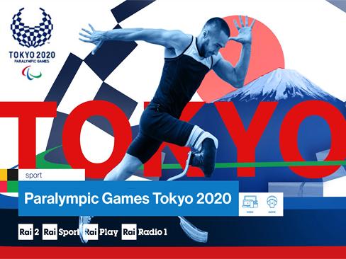 Paralimpiadi di Tokyo, dal 25 agosto al 5 settembre su Rai 2 una striscia quotidiana dedicata al mondo della disabilità