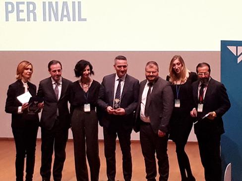 Eccellenza nella formazione, l'Inail si aggiudica il premio Adriano Olivetti