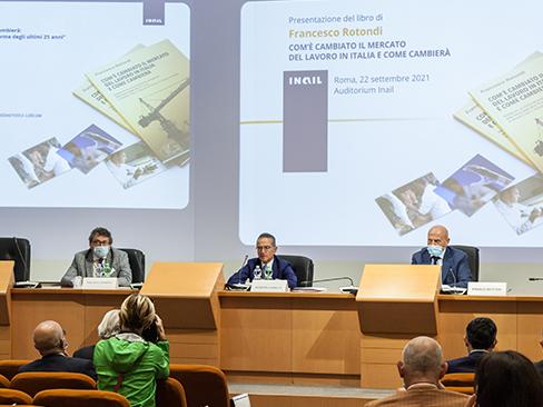 Mercato del lavoro, il bilancio di 25 anni di riforme e le sfide del futuro in un confronto tra ex ministri all'Inail