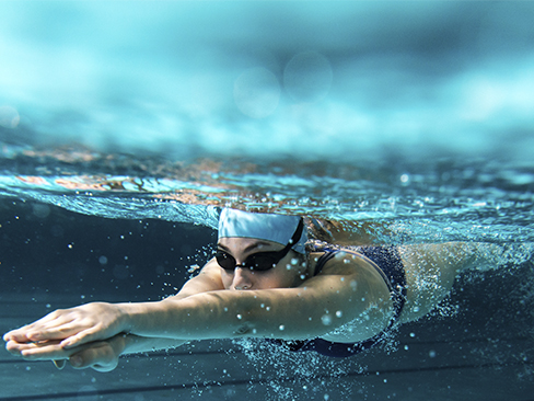Immagine nuoto progetto M.i.a.