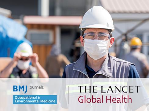 Covid-19 e tutela dei lavoratori, due studi Inail pubblicati sulle riviste scientifiche The Lancet e Occupational & Environmental Medicine