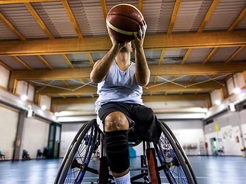 Immagine news San Patrignano Basket Paralimpico