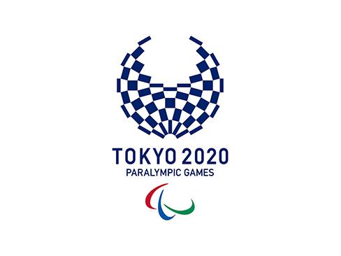 Logo paralimpiadi tokyo 202