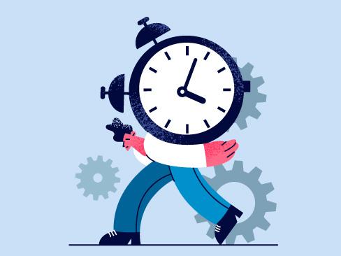 Con l'eccesso di ore di lavoro aumentano mortalità e disabilità da malattie cardiovascolari