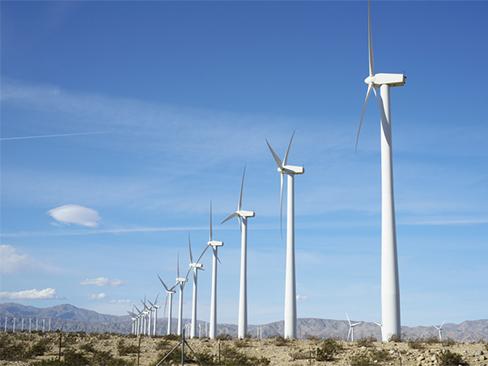 Sicurezza nei parchi eolici, all'Inail un riconoscimento per il sostegno al progetto Wind&Safety