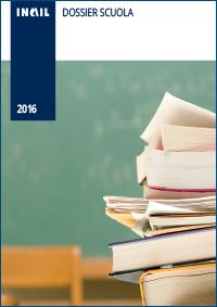 Immagine dossier scuola Inail 2016