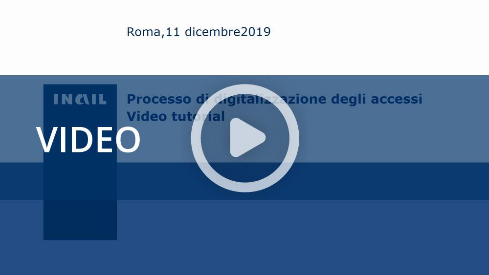 Applicativo per la gestione digitalizzata delle istanze di accesso agli atti – Profilazione utenti