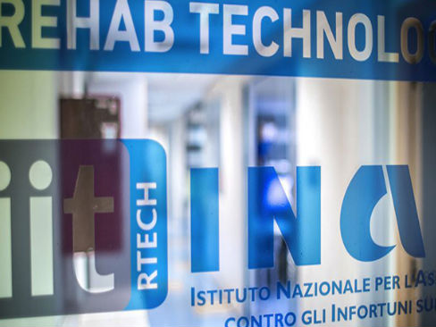 L'innovazione per il recupero dell'abilità motoria, l'Inail al Festival della Scienza di Genova