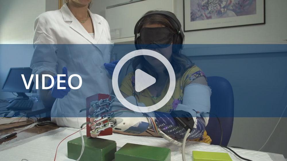 """Progetto """"Sensibilia"""" di Inail e Università Campus Bio-Medico"""