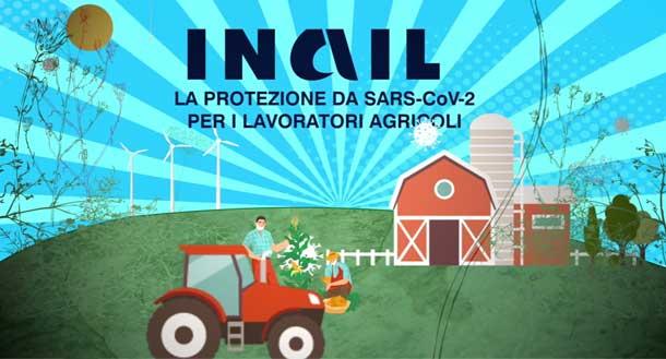 Covid-19, un vademecum per i lavoratori agricoli