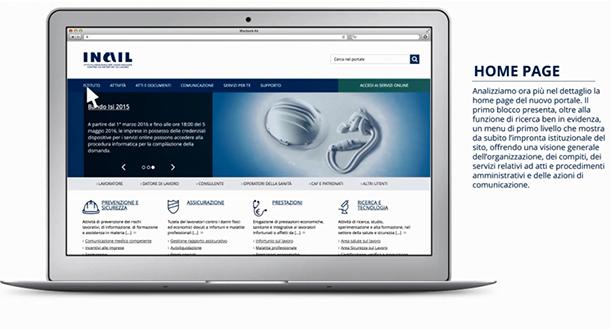 Tutorial nuovo portale Immagine