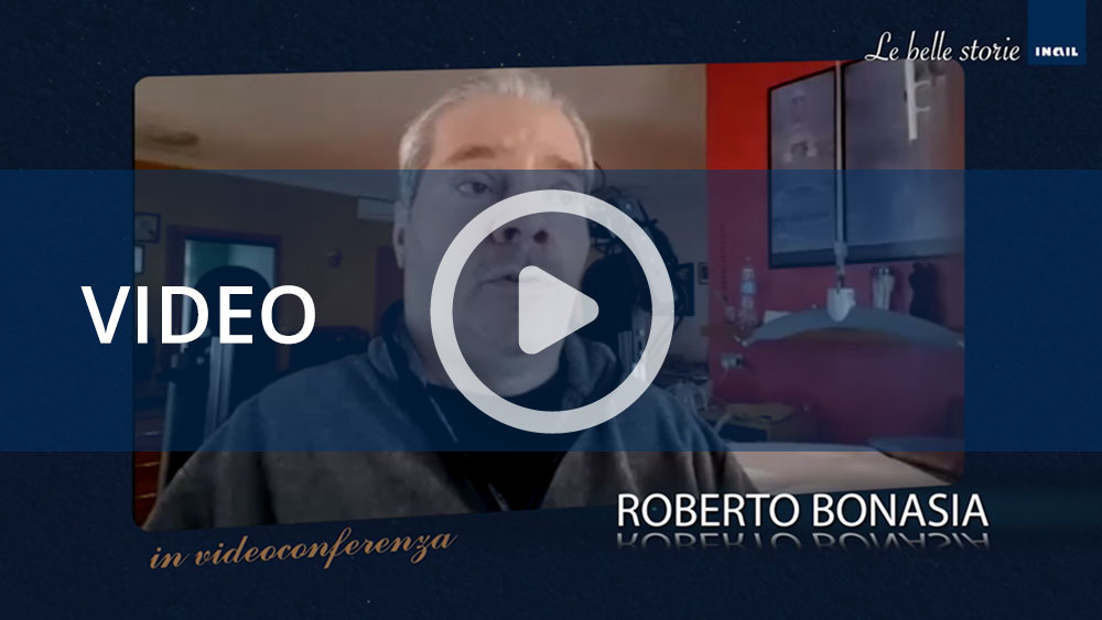 La bella storia di Roberto, oggi scrittore per passione