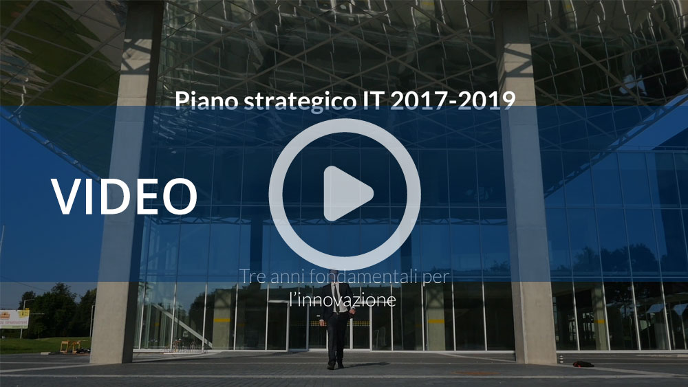Piano strategico Inail IT 2017-2019