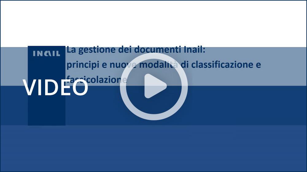 Nuovo modello di Gestione Documentale – DocInail