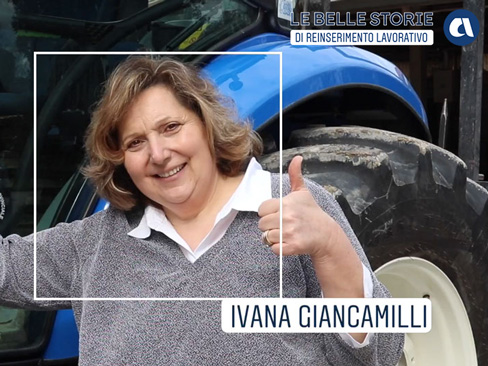 Le belle storie Inail - Ivana Giancamilli