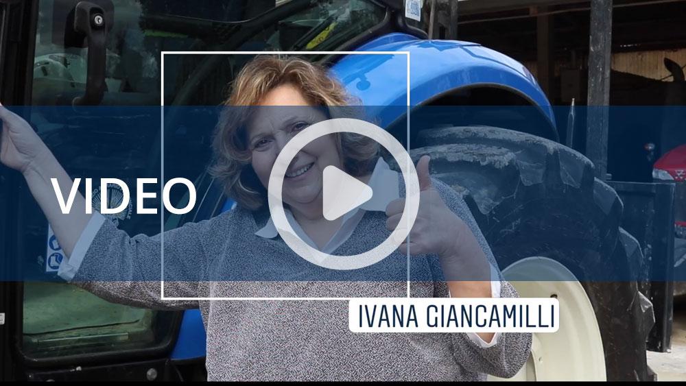 Le belle storie: Ivana Giancamilli