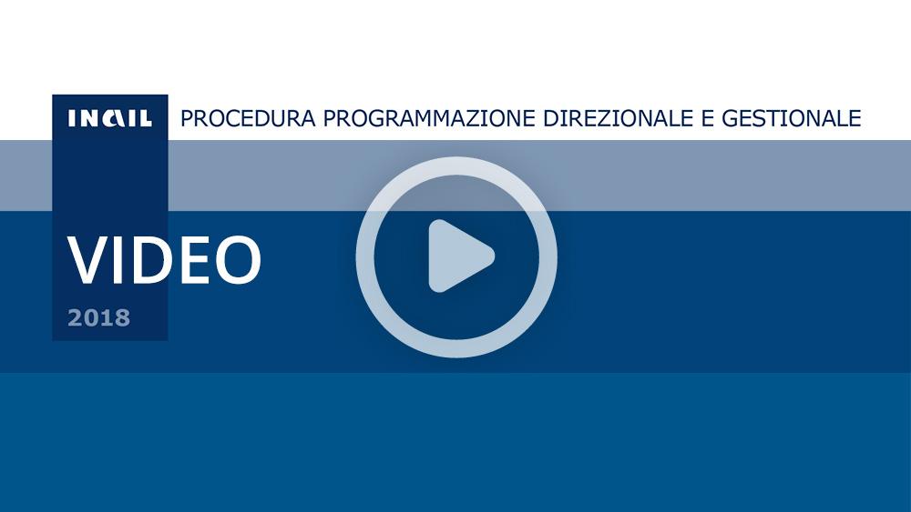 Procedura programmazione direzionale e gestionale