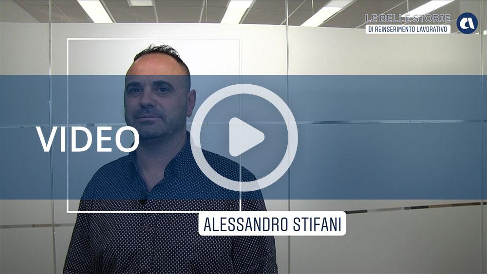 Un nuovo ruolo nella stessa azienda: la bella storia di Alessandro
