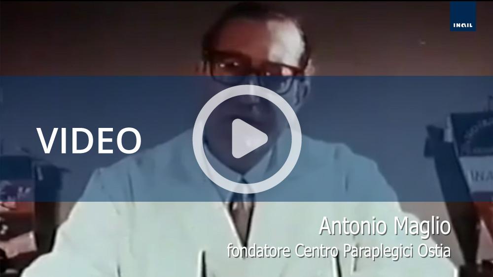 Senza barriere - Antonio Maglio e il sogno delle Paralimpiadi