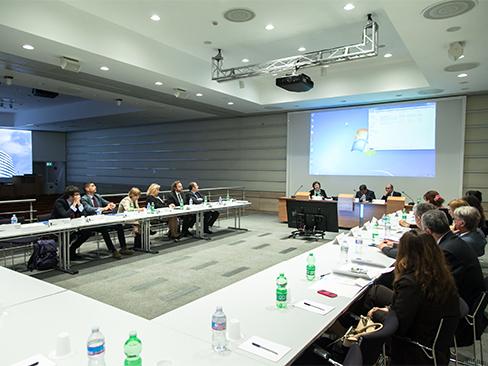 Salute e sicurezza sul lavoro, all'Inail la visita di una delegazione del Montenegro