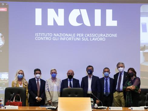 Infortuni sul lavoro, dall'Inail quattro milioni di euro per una campagna di informazione sulla prevenzione
