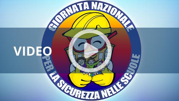 Logo Giornata nazionale sicurezza nelle scuole