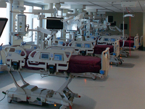 Immagine Sicurezza elettrica negli ospedali, online uno studio su come realizzarla e verificarla
