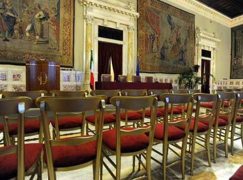 Convegno Civ - Sala della Regina, Montecitorio