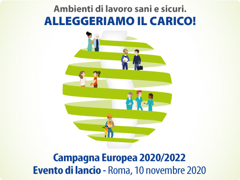 Campagna Eu-Osha 2020-2022