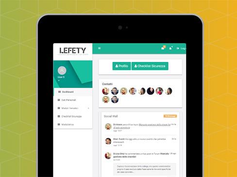 Webinar Progetto LEFETY