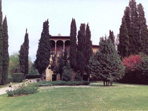 esterno villa Lemmi