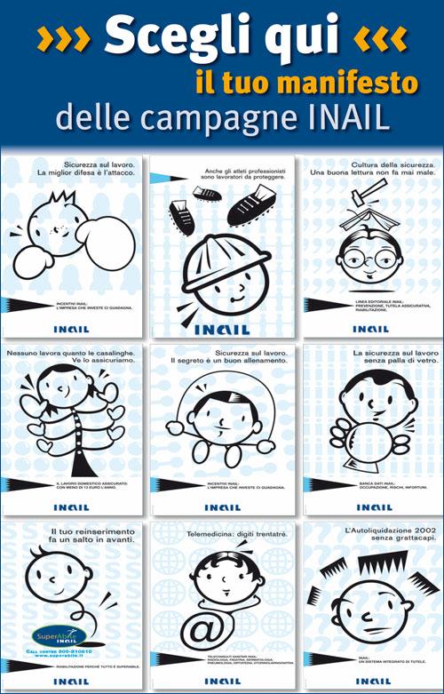 Immagine Serie manifesti 2002