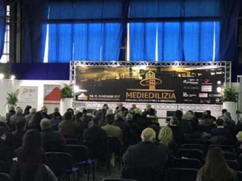 Manifestazione Mediedilizia Palermo 2019