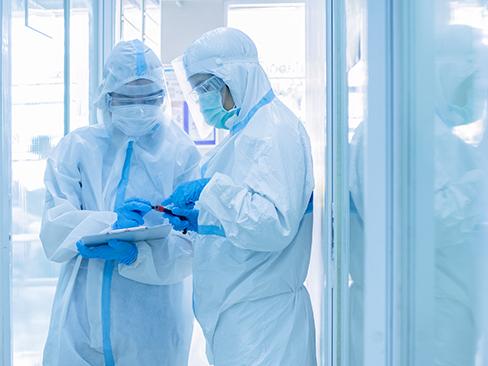 Misure di sicurezza dagli agenti infettivi del gruppo 3