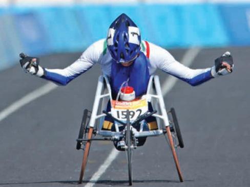 mondiali paralimpici di ciclismo