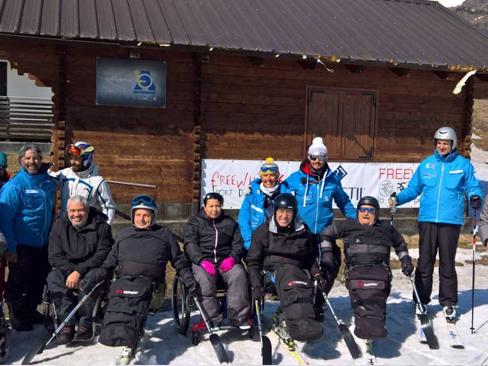 Sci per tutti edizione 2018 Lombardia