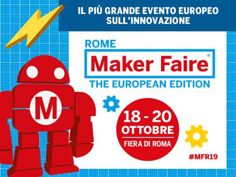 Workshop Inail Maker Faire 2019