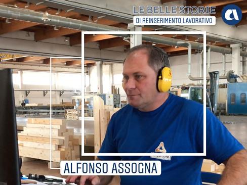 Le belle storie Inail - Alfonso Assogna